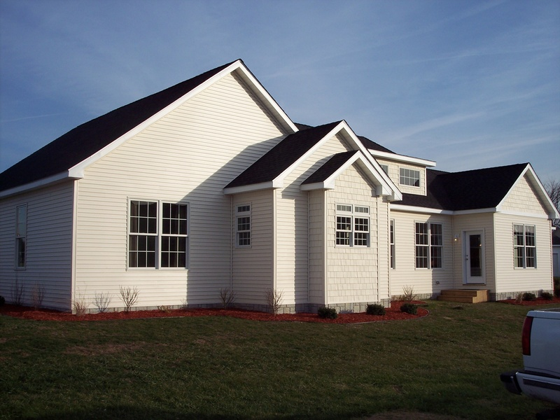 Manufactured home floor plans for Home builders missouri