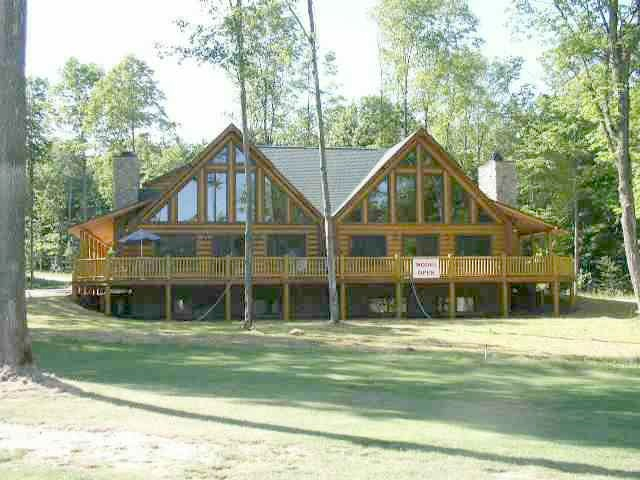 Manufactured log home builders for Home builders in missouri