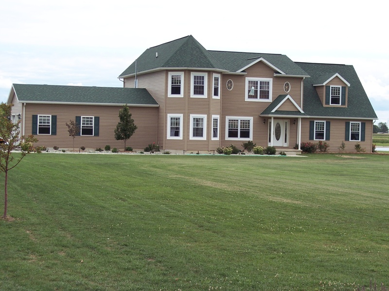 Manufactured homes michigan for Home builders michigan